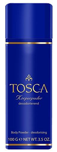 Tosca femme / woman, Körperpuder, 1er Pack (1 x 100 g)