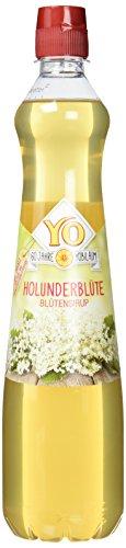 Yo Sirup Holunderblüte Pet, 6er Pack (6 x 0,7 l Flasche)