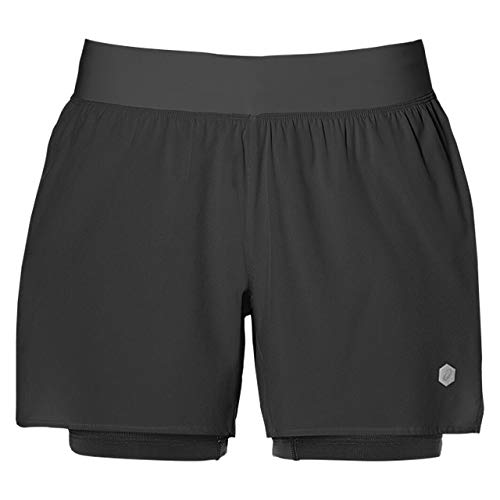 ASICS 2-In-1 5.5' Women's Laufen Sackartige Shorts - AW19 - Large