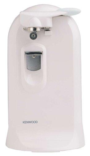 Kenwood CO 600 Dosenöffner, Flaschenöffner 3 in 1 (40 W) weiß