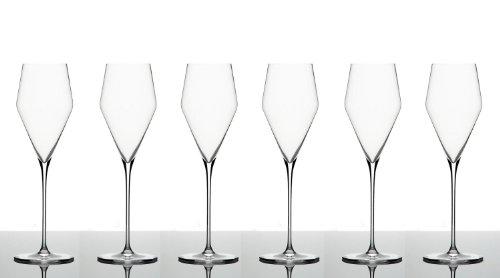 Zalto Champagnerglas DENKART spülmaschinenfest 6 Stück