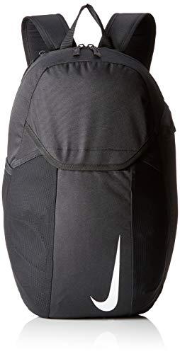 Nike Academy Team Rucksack, Black/White, 48 cm