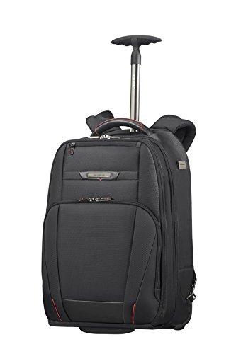 SAMSONITE PRO-DLX 5 - Wheeled Rucksack für 17.3' Laptop - 2.6 KG Rucksack, Magnetic Grey