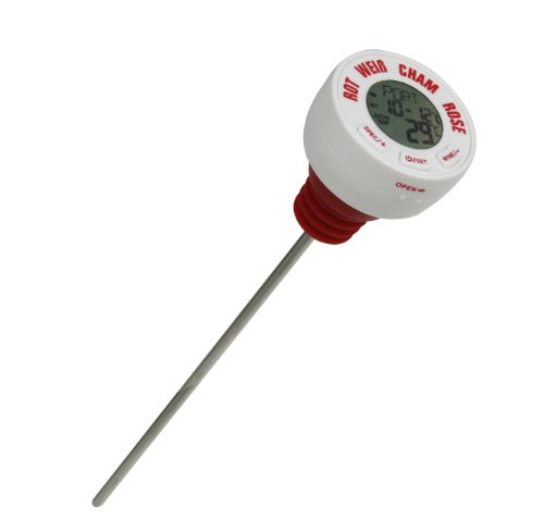 Käfer ET578C Digitales Wein-Thermometer