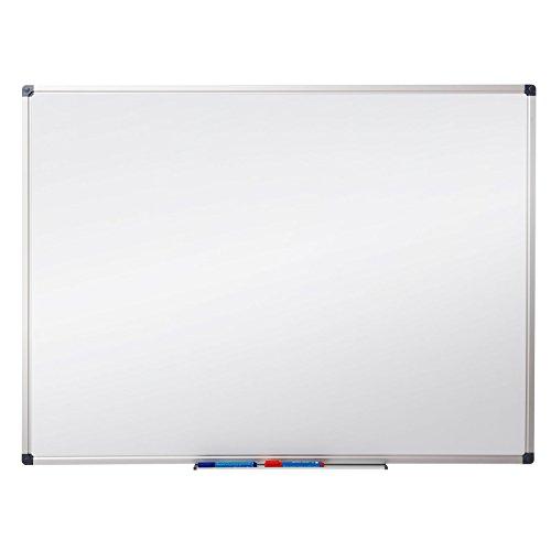 Office Marshal Profi - Whiteboard | Testsieger | mit schutzlackierter Oberfläche | magnethaftend | 7 Größen | 60x90cm