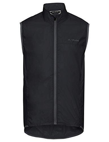 Vaude Herren Men's Air Vest III Weste, Black, XXL