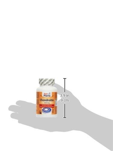 Zein Pharma Chondroitin Kapseln 500 mg, 90 Stück, 1er Pack (1 x 59 g)