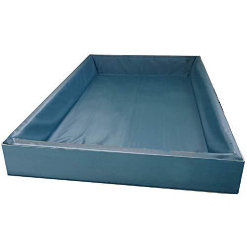 Traumreiter Wasserbett Sicherheitswanne Softside Sicherheitsfolie Outliner (180 x 200 cm)