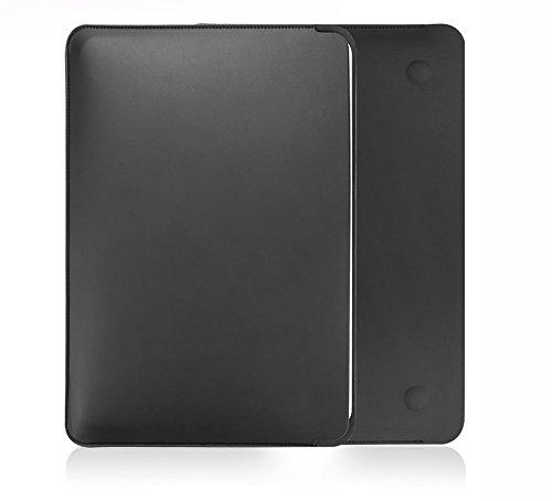 XIHAMA 13 '' Laptop Schutzhülle Tasche, wasserabweisende PU-Leder-Tablet-Hülle kompatibel für 2018 MacBook Air 13 A1932 Netzhaut-Display / 2018 MacBook Pro 13 A1989 / A1706 / A1708