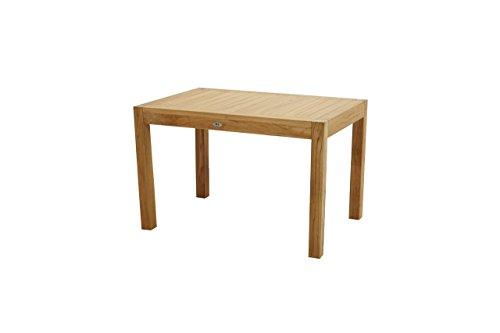 Ploss New Haven Loft-Tisch, Teakholz, 120x80cm