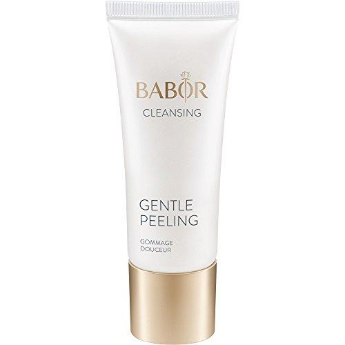 BABOR CLEANSING Gentle Peeling für jede Haut, mildes Gesichtspeeling, auch zur Verwendung vor dem Selbstbräuner, vitalisierend, 50 ml