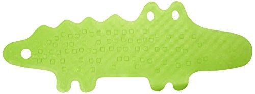 IKEA Badewannenmatte 'Patrull' Wanneneinlage Krokodil-Badematte für Kinder und Babies aus NATURGUMMI