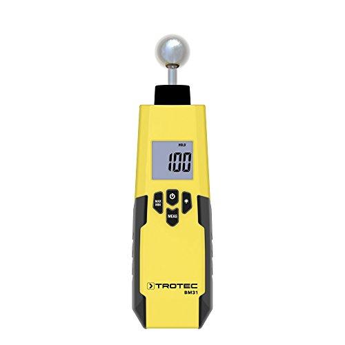 TROTEC 3510205031 Feuchteindikator BM31 Feuchtemessgerät (5 - 40 mm)