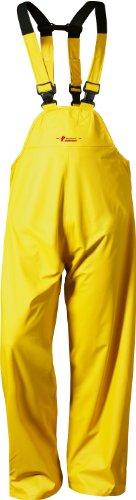 NORWAY PU Arbeits-Latzhose - gelb - Größe: 3XL