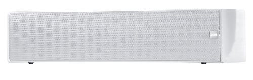 Canton CD 1050 Centerlautsprecher (60/100 Watt) weiss hochglanz (Stück)