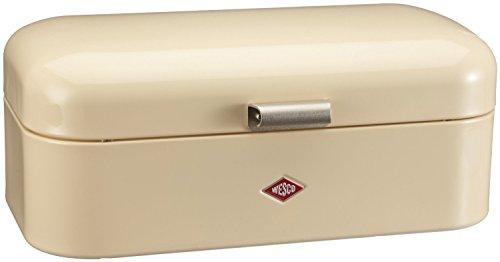 Wesco 235 201-23 Brotkasten Grandy, 42 x 22 x 17 cm, mandel