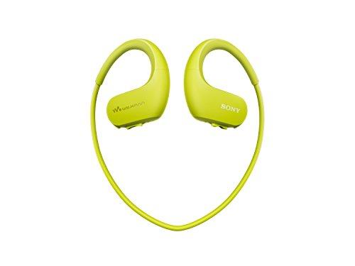 Sony NW-WS413 Sport-Walkman 4GB (kabellos, Wasserdicht, Staubdicht) Lime grün