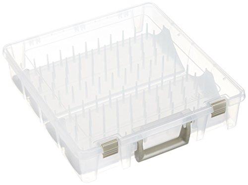 Artbin 6837AC Super Satchel Thread Box Aufbewahrungsbox für Garn mit Griff