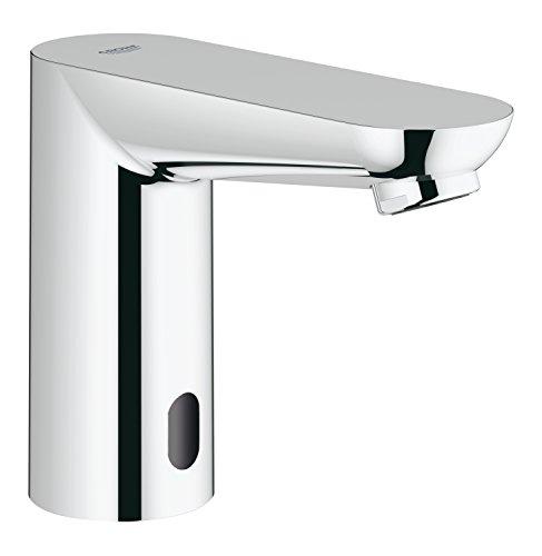 GROHE Euroeco CE Badarmatur (Infrarot-Elektronik, für Waschtisch, Batteriebetrieb) 36271000