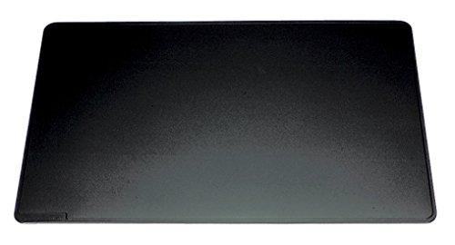 Durable 710301 Schreibunterlage (mit Dekorrille, 650 x 520 mm) 1 Stück, schwarz
