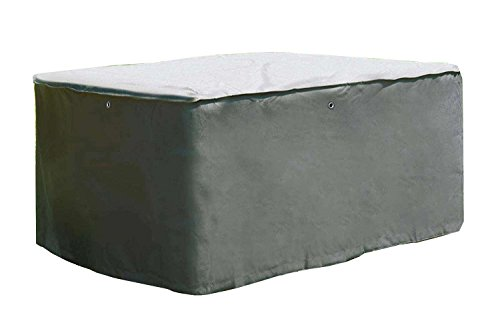 Schutzhülle 240 x 200 x 95 cm für Lounge-Möbel Gartengarnitur