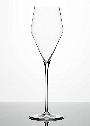 ZALTO Champagnerglas DENK'ART, H 24 cm, 2er Set