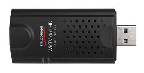 Hauppauge Fernsehen-Tuner Win TV dual-HD USB Stick DVB-C/T2/T Receiver