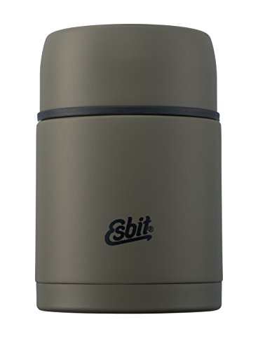Esbit FJ750ML-POLAR Food Thermobehälter, Edelstahl, Grün, 0.75 Liter