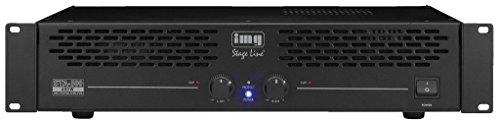 IMG STAGELINE STA-500 Stereo-PA-Verstärker schwarz