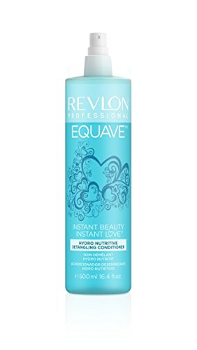 Revlon Equave Hydro Nutritive Detangling Conditioner, 1er Pack, (1x 500 ml)