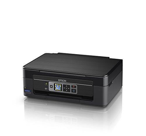 Epson Expression Home XP-352 3-in-1 Tintenstrahl-Multifunktionsgerät, Drucker (Scanner, Kopierer, WiFi, 3,7 cm Display, Einzelpatronen, 4 Farben, DIN A4) schwarz