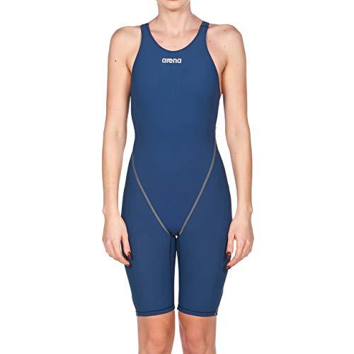 arena Damen Badeanzug Wettkampfanzug Powerskin ST 2.0 (Perfekte Kompression, Minimierter Wasserwiderstand), Navy (75), 34