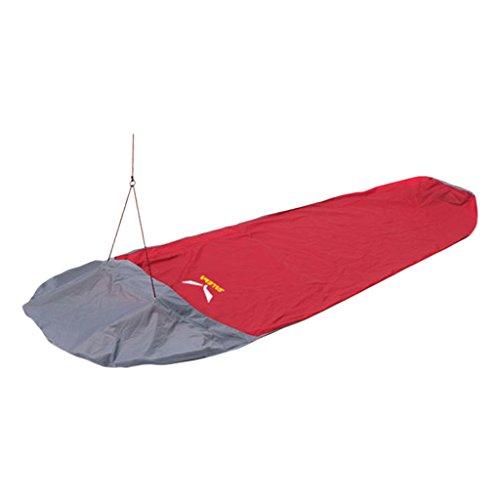 SALEWA Erwachsene Powertex Biwaksack II, Rot, One Size, 00-0000002383