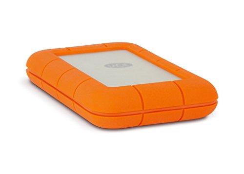 LaCie Rugged Thunderbolt 1 TB, externe tragbare Festplatte - for MAC - STEV1000400