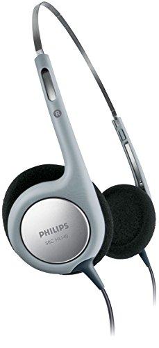 Philips SBCHL140 Leichtkopfhörer mit Metall-Kopfband (96 dB, 100 mWatt)