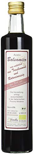 direct&friendly Bio Aceto Balsamico, 500 ml