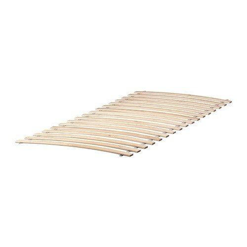 IKEA Lattenrost LURÖY Federholzrahmen in 80x200cm - 17 Federhölzer aus schichtverleimter Birke