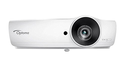 Optoma EH461 DLP Projektor (Full HD, 5000 Lumen, 20.000:1 Kontrast, 3D Zoom 1,2x)