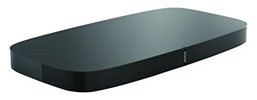 Sonos PLAYBASE WLAN-Soundbase für Heimkino und Musikstreaming schwarz