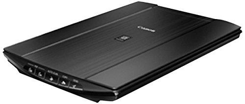 Canon Lide 220 Scanner (A4-Flachbett, CIS Sensor, 4,800 x 4,800 dpi, USB-Stromversorgung) schwarz
