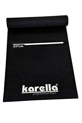 """Dartmatte Karella """"ECO-Star"""" offiziellen Turniermaßen"""