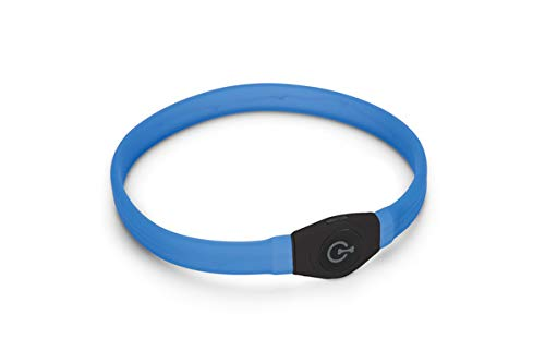 Karlie 521608 Visio Light LED Langhaar, blau
