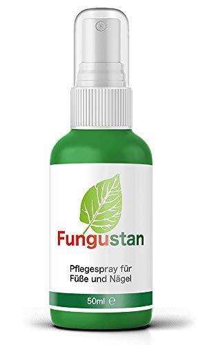Fungustan | Das Original | Fußpilz & Nagelpilz Spray | Hochdosiert | 50 ml | 1 Flasche