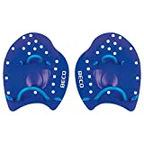 BECO Power Handpaddles Aqua Fitness Wasser Sport Schwimmen Training M blau