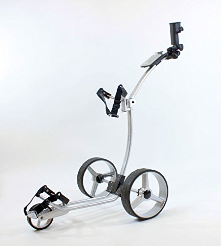 Yorrx Slim Lion Pro 5 *PLUS* (ALU COOL) Golftrolley/Golfwagen/Golf Cart; AKTION: REGENSCHIRMHALTER GRATIS