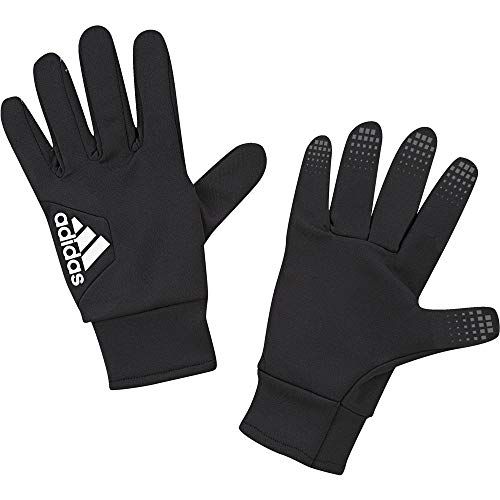adidas Fieldplayer Clima Proof Handschuhe, Black/White, 8