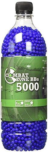 Umarex Combat Zone Softairkugeln blau 6mm 0,12g 5000 BBs