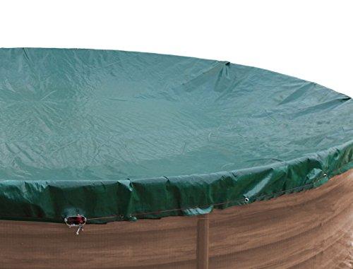Abdeckplane Pool rund 500 cm Winterabdeckplane