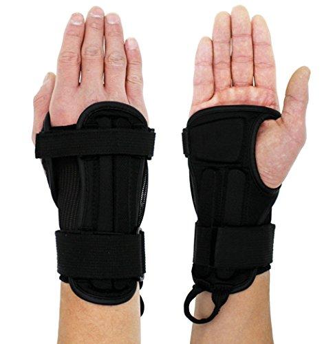 La vogue Sport Handgelenk Unterstützung Handgelenkbandage Ski Snowboard Handschuh (Handbreite 7-8cm)