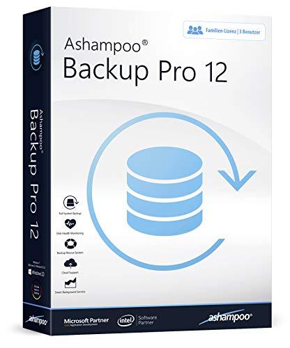 Backup Pro 12 Datensicherung Software für Windows 10, 8.1, 8, 7, Vista